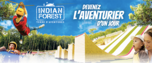 camping proche indian forest