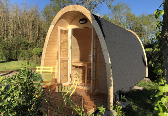 Mobil Home gamme Pod Solo