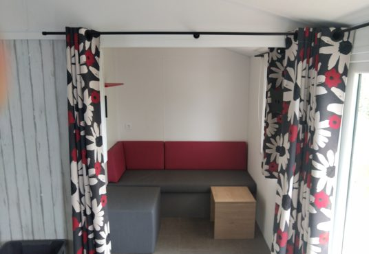 Mobil Home gamme Duo+ avec terrasse